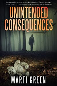 Unintended Consequences by Marti Green ebook deal