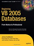 img - for Beginning VB 2005 Databases: From Novice to Professional (Beginning: From Novice to Professional) book / textbook / text book