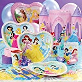 Disney Princess Fairytale Friends Deluxe Party Pack for 8