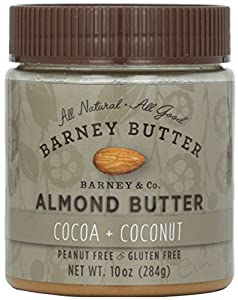 Barney Butter Cocoa and Coconut, 10 Ounce