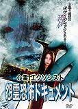 心霊エクソシスト 怨霊恐怖ドキュメント [DVD] (商品イメージ)