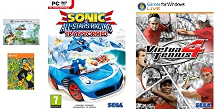 Sega Sporty Pack [Online Game Code]