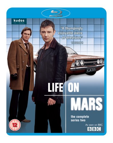 Life on Mars: Series 2 [Blu-ray] [Import]