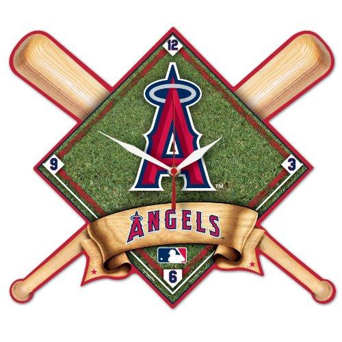 MLB Anaheim Angels High Definition Clock