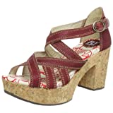 Fly London LILA 142508 Damen Sandalen