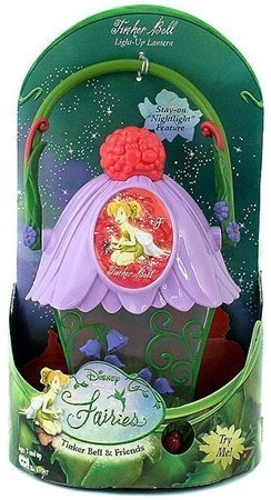 Disney Fairies Tinker Bell Lantern/Nightlight