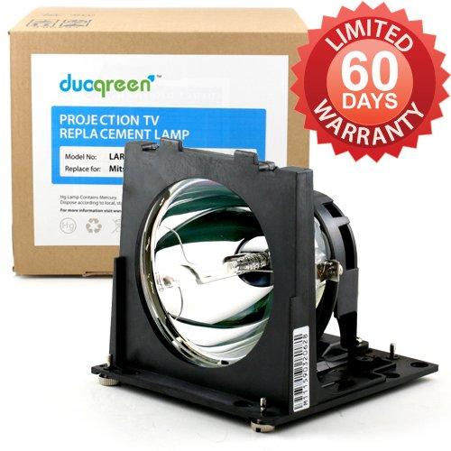 Duogreen Mitsubishi 915P020010 Projection TV Replacement Lamp WD 52327,  WD 52525, WD 52725, WD 52825G, WD 62327, WD 62525, WD 62725, WD 62825,  WD 62825G, ...