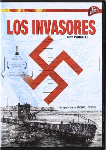 Los invasores [DVD]