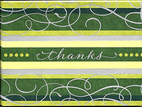 Season Greetings Thank You Cards - 1