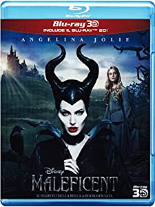 Maleficent (2D+3D) [3D Blu-ray] [IT Import]