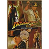 Coffret Indiana Jones 1,2,3 et 4 - Coffret 5 DVDpar Harrison Ford