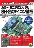カラー・モニタにピッタリ!SH‐2Aマイコン基板―480×240液晶を直結できる!動画やMP3も楽々再生! (TECH I Processor 52)