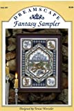 img - for Fantasy Sampler (Cross Stitch Chart) (Dreamscape, #97) book / textbook / text book