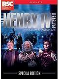 Shakespeare: Henry IV 1 &  2 [Jasper Britton; Antony Sher; Alex Hassell; Trevor White; Sean Chapman; Youssef Kerkour; Elliot Barnes-Worrell] [OPUS ARTE: DVD] [2015] [NTSC]