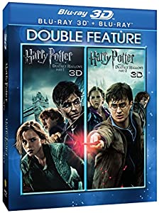 Harry Potter & Deathly Hallows: Parts 1 & 2 [Blu-ray] from Warner Home Video
