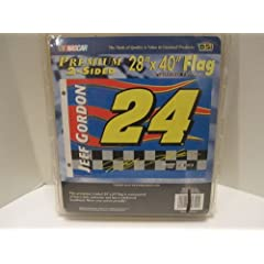 Premium 2-sided 28x40 Nascar Flag Jeff Gordon by BSI