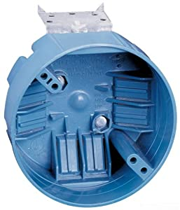 Carlon B620l Upc Ceiling Fan Box New Work 4 Inch