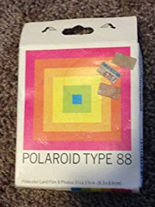 polaroid type 88 film camera photo. Black Bedroom Furniture Sets. Home Design Ideas