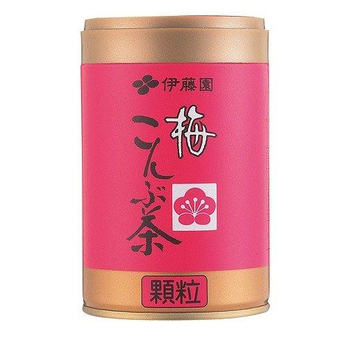 伊藤園梅こんぶ茶50g