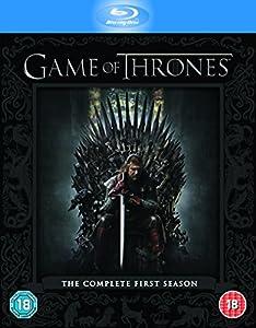 Game of Thrones - Season 1 [Blu-ray] [2012] [Region Free]