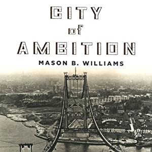City of Ambition Audiobook
