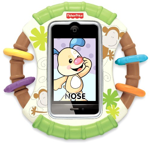 Fisher-Price Laugh & Learn Case for iPhone & iPod Touch Devices - 1