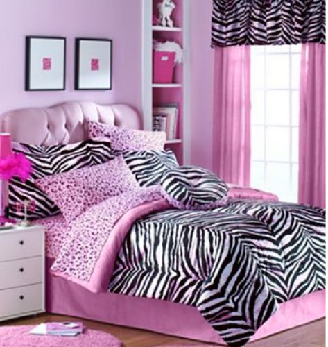 Related pictures blue zebra complete queen bed set by karin maki