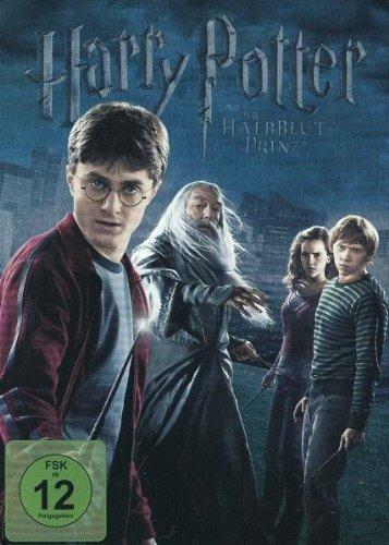 Harry Potter und der Halbblutprinz (Einzel-DVD im Steelbook, Exklusivprodukt)
