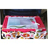 Trayblecloth Airplane Tray Activity Cover Pink Girlfriends