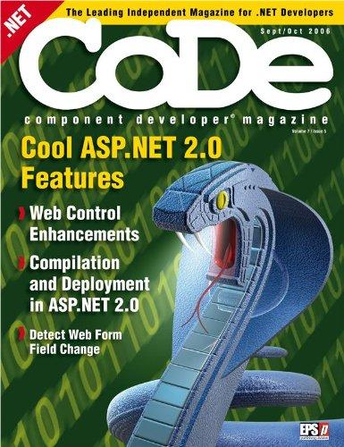 CODE Magazine - 2006 - Sep/Oct