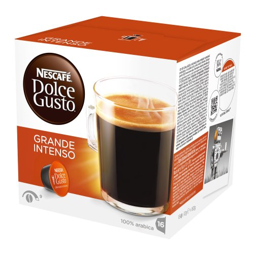 Nescafé Dolce Gusto Caffè Grande Intenso, 16 Capsules front-510270