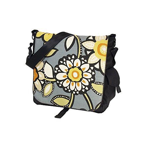 DaisyGear Sport Diaper Bag - Marquee Floral - 1