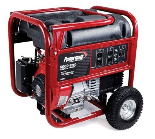 10 hp Coleman powermate generator