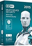 Software - ESET Multi Device Security 2015 - 5 Ger�te (Minibox)