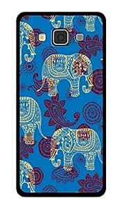 Samsung Galaxy Grand Max Printed Back Cover