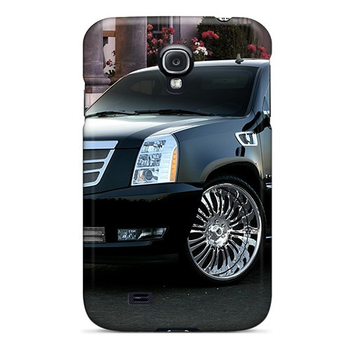 Premium Galaxy S4 Case - Protective Skin - High Quality For Asanti Wheels Custom Escalade