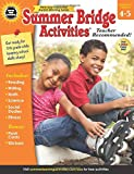 img - for Summer Bridge Activities , Grades 4 - 5 book / textbook / text book