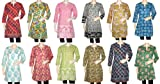 Wholesale lot of 20 Pcs Kurta with Handmade Block Print Tops Tunic