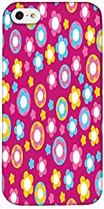 Aakrti Multicolor printed protective Ti back cover for iPhone-5 / Design No : 21482