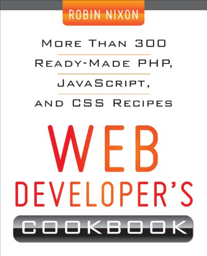 Web Developer's Cookbook, by Robin Nixon