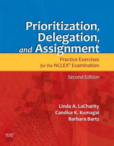 Prioritization, Delegation, and Assignment: Practice...
