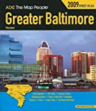 img - for Greater Baltimore, Maryland Street Atlas book / textbook / text book