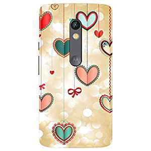 EpicShell Back Cover For Motorola Moto G Turbo Edition