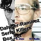 Dahmer-Ramirez Serial Killers Box Set: Brewer's Hill Butcher/Richard Ramirez Hörbuch von A. Zens Gesprochen von:  411 Audio