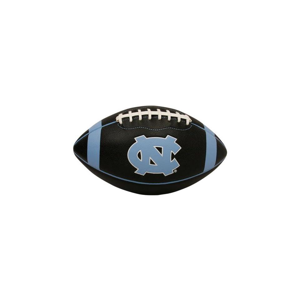 Rawlings North Carolina Tar Heels (UNC) Black PT 6 Precision Grip Full Size Football