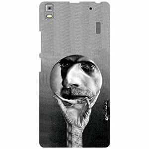Printland Back Cover For Lenovo K3 Note PA1F0001IN - face up Designer Cases