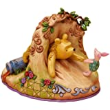 Disney Traditions Classic Pooh and Piglet A Friendful Thing to Do Figurine