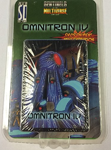 Sentinels of the Multiverse : OMNITRON IV Environment Expansion - 1