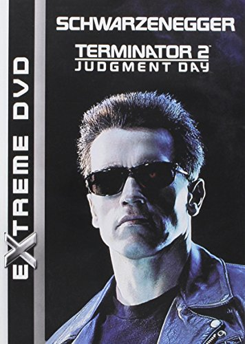 DVD : Terminator 2-Judgment Day (Special Edition, Widescreen, Lenticular Cover, Dolby, AC-3)