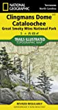 National Geographic Maps Clingman's Dome/Cataloochee, Great Smoky Mountains National Park Trails Illustrated National Parks (National Geographic Maps: Trails Illustrated)